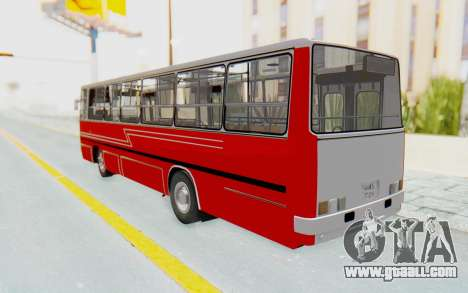 Ikarus 260 Istanbul for GTA San Andreas left view