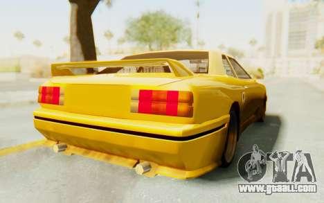 Elegy E30 for GTA San Andreas right view