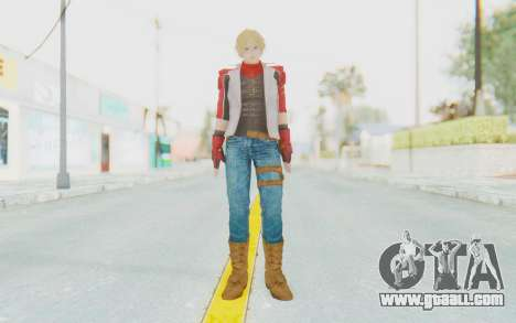 Leo Kliesen Skin for GTA San Andreas second screenshot