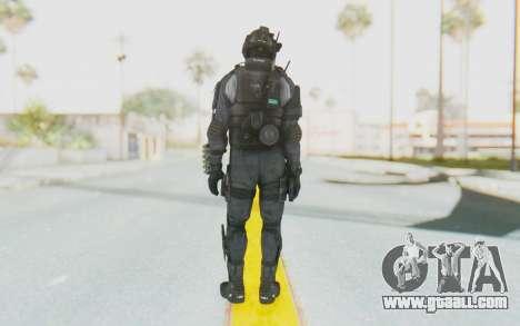 Federation Elite Shotgun Original for GTA San Andreas third screenshot