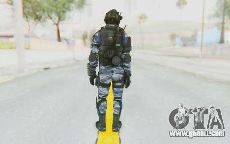 Federation Elite Shotgun Urban-Navy for GTA San Andreas