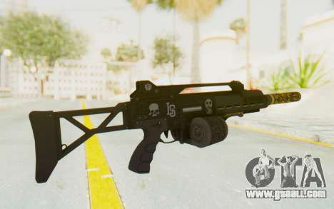 GTA 5 DLC Finance and Felony - Special Carbine for GTA San Andreas second screenshot