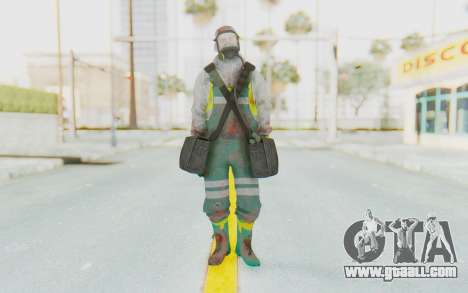 The Division Cleaners - Fumigator for GTA San Andreas second screenshot