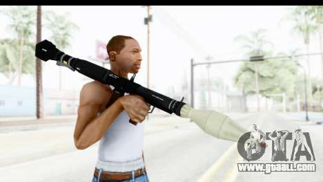 GTA 5 Shrewsbury Rocketlauncher for GTA San Andreas third screenshot