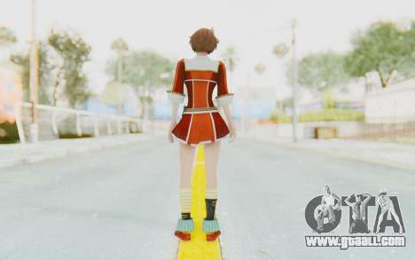Dynasty Warriors 7 Sun Shangxiang School DLC for GTA San Andreas third screenshot