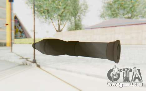 Missile from TF2 for GTA San Andreas third screenshot