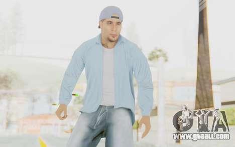 GTA 5 Aztecas Gang 1 for GTA San Andreas