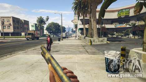 GTA 5 M590 third screenshot