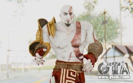 Kratos v1 for GTA San Andreas