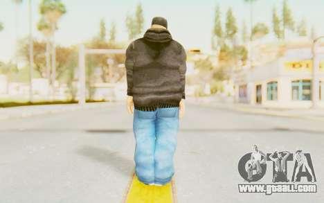 Def Jam Fight For New York - Fat Joe for GTA San Andreas third screenshot