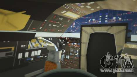 Star Wars Millenium Falcon 5.0 for GTA 5