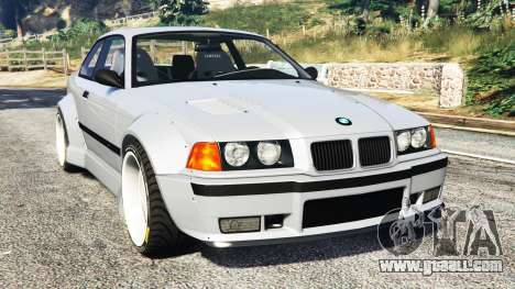 BMW M3 (E36) Street Custom for GTA 5