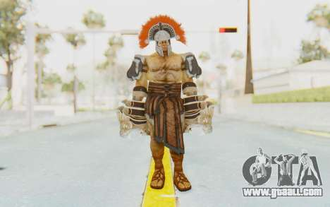 Hercules Skin v1 for GTA San Andreas second screenshot