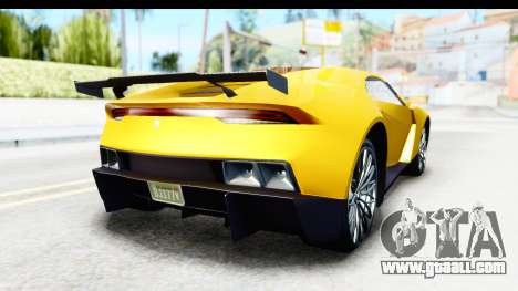 GTA 5 Pegassi Reaper v2 IVF for GTA San Andreas right view
