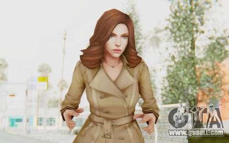 Marvel Future Fight - Black Widow (Civil War) for GTA San Andreas