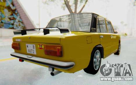 Seat 1430 Torrente for GTA San Andreas right view