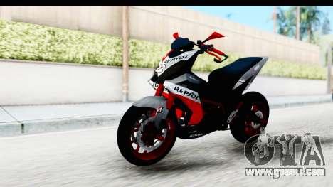Honda Supra GTR 150 for GTA San Andreas
