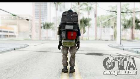 The Division Last Man Battalion - Medic for GTA San Andreas third screenshot