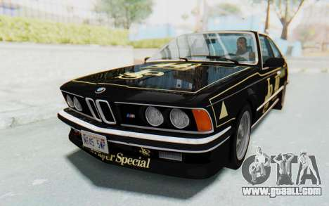 BMW M635 CSi (E24) 1984 HQLM PJ3 for GTA San Andreas wheels