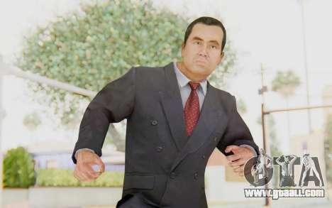 Mafia 2 - Gravina Boss Black for GTA San Andreas