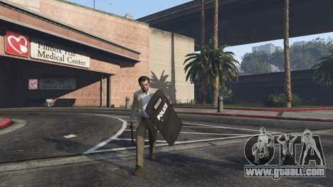 GTA 5 Shield Mod 0.2 sixth screenshot