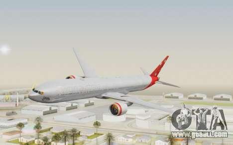 Boeing 777-300ER Virgin Australia v1 for GTA San Andreas