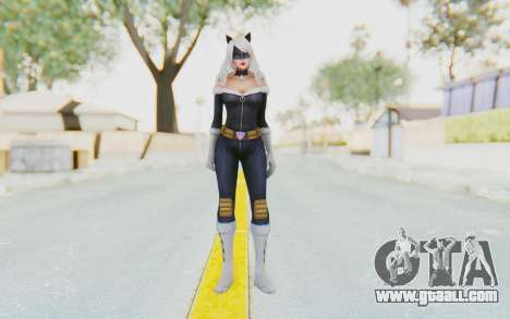 Marvel Future Fight - Black Cat (Claws) for GTA San Andreas second screenshot