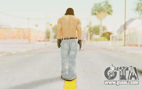 Def Jam Fight For New York - Danny Trejo for GTA San Andreas third screenshot