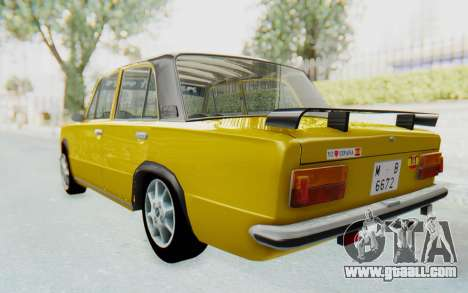 Seat 1430 Torrente for GTA San Andreas left view