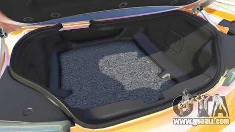 Chevrolet Camaro SS 2016 v2.0 for GTA 5