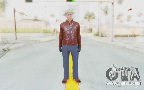 Jay Garrick (Hunter Zoolomon) for GTA San Andreas second screenshot