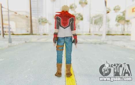 Leo Kliesen Skin for GTA San Andreas third screenshot