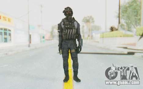 Federation Elite SMG Original for GTA San Andreas second screenshot