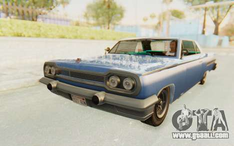 GTA 5 Declasse Voodoo Alternative v2 PJ for GTA San Andreas