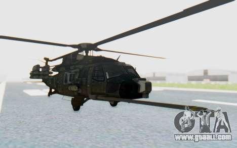 MGSV Phantom Pain UTH-66 Blackfoot for GTA San Andreas