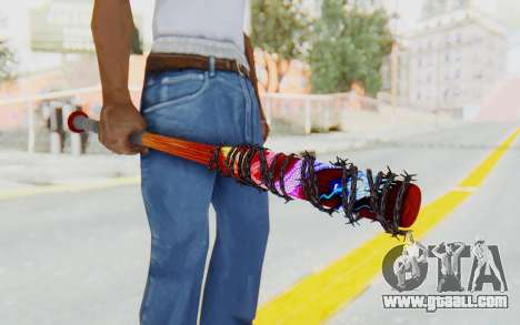 Lucile Bat v4 for GTA San Andreas