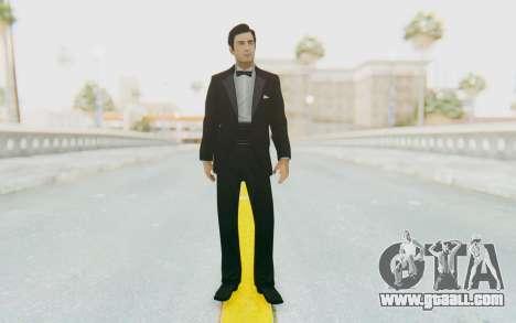 Mafia 2 - Vito Scaletta Tuxedo for GTA San Andreas second screenshot