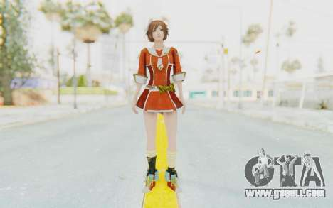 Dynasty Warriors 7 Sun Shangxiang School DLC for GTA San Andreas second screenshot