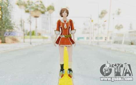Dynasty Warriors 7 Sun Shangxiang School DLC for GTA San Andreas second screenshot