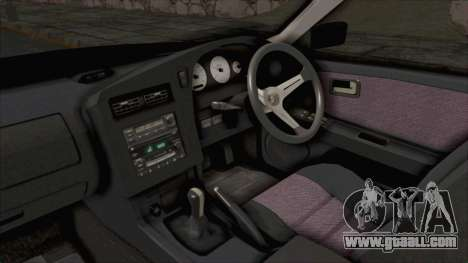Nissan Stagea WC34 1996 for GTA San Andreas inner view