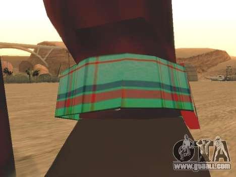 Watch Cat for GTA San Andreas second screenshot