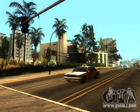 Realistic ENB for medium PC V. 1 for GTA San Andreas