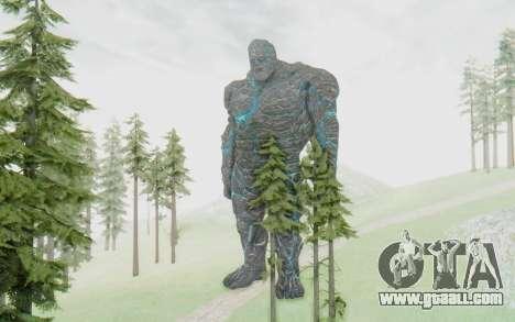 Oceanus for GTA San Andreas second screenshot