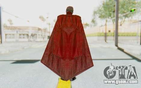 Injustice 2 - Superman for GTA San Andreas third screenshot