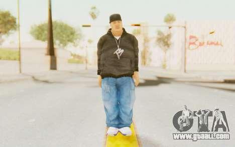 Def Jam Fight For New York - Fat Joe for GTA San Andreas second screenshot
