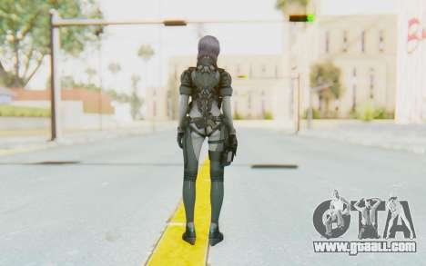 Ghost In The Shell First Assautl Motoko v2 for GTA San Andreas third screenshot