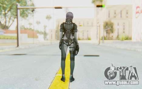 Ghost In The Shell First Assautl Motoko v2 for GTA San Andreas third screenshot