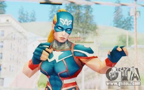 Marvel Future Fight - Captain America (2099) for GTA San Andreas