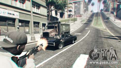 M590 for GTA 5