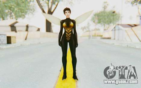 Marvel Future Fight - Wasp for GTA San Andreas second screenshot